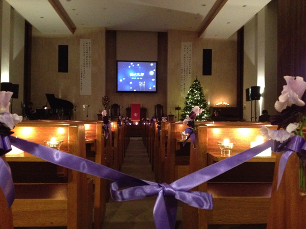 12月 特別なクリスマス