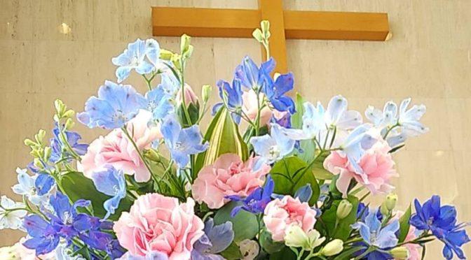 2021/4/11主日礼拝メッセージ動画